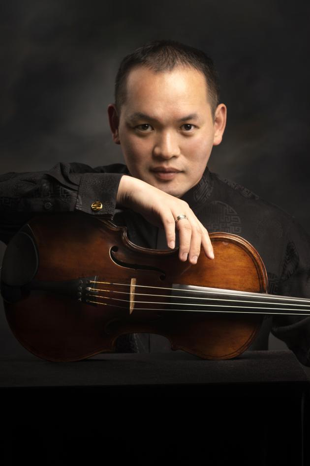 黃鴻偉/中提琴 1