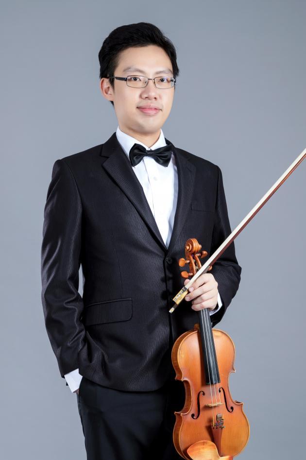 林一忻/小提琴 1