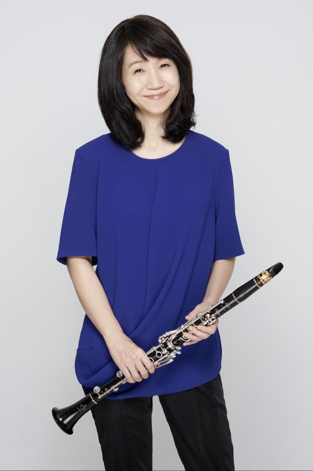 黃 荻/單簧管 1
